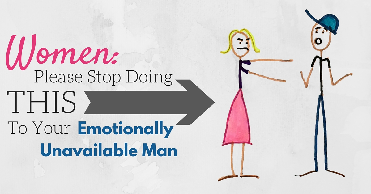3 Mistakes That Are Driving Your Man Further Away