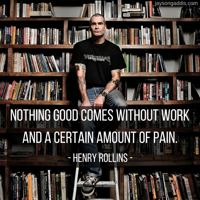 henry rollins workout essay Henry rollins essay - 342 words regardless of what one may think of president obama, president bush, senator mccain, the queen of england, glenn beck, chuck norris, rollins band or black.