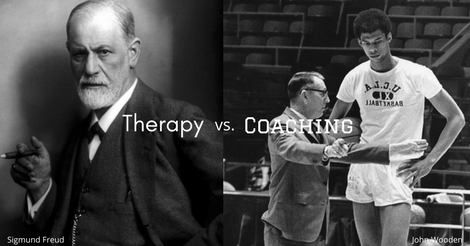 What Is The Difference Between Therapy And Coaching And Why Does It Matter?